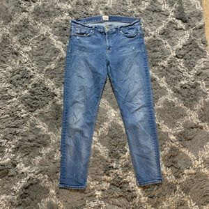 Hudson ankle length denim
